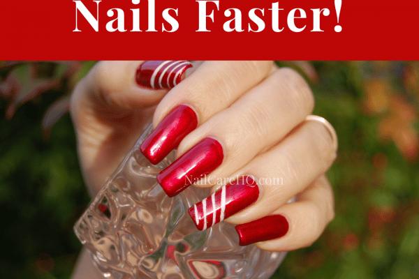 Comment faire pousser les ongles plus vite?