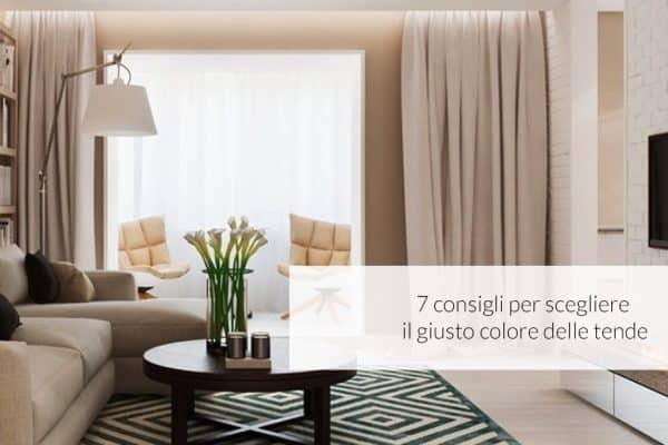 Comment choisir la couleur de ses rideaux correctement?