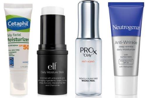Quelle est la meilleure marque de soins du visage?