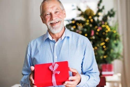 Quels cadeaux offrent à un homme?