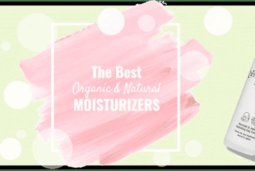 Quel est le meilleur hydratant naturel pour la peau?